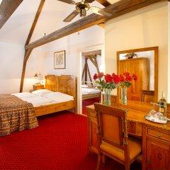 Hotel Waldstein 4* Улучшенный номер с различными типами кроватей фото 15