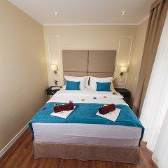 Гостиница Голубая Лагуна Полулюкс с различными типами кроватей