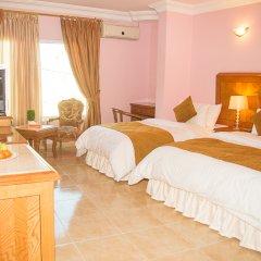 Отель AL ANBAT MIDTOWN Иордания, Вади-Муса - отзывы, цены и фото номеров - забронировать отель AL ANBAT MIDTOWN онлайн комната для гостей фото 2