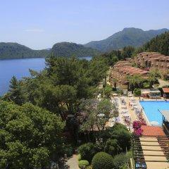Labranda Mares Marmaris Турция, Мармарис - 1 отзыв об отеле, цены и фото номеров - забронировать отель Labranda Mares Marmaris онлайн балкон