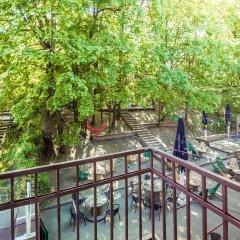 Хостел и Кемпинг Downtown Forest Кровать в общем номере фото 13