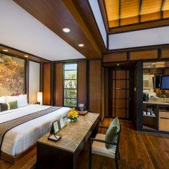 Banyan Tree Phuket Hotel 5* Вилла разные типы кроватей фото 2