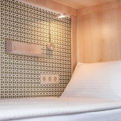 Хостел Good Luck Кровать в общем номере с двухъярусной кроватью фото 6