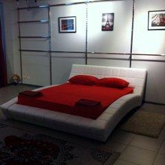 Megapolis Hotel 3* Улучшенные апартаменты с различными типами кроватей фото 21