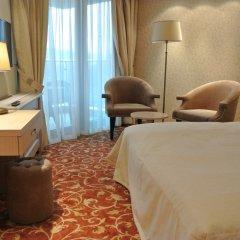 Гостиница Оздоровительный комплекс Дагомыc 4* Улучшенный люкс с различными типами кроватей