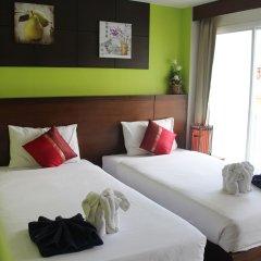 Green Harbor Patong Hotel 2* Стандартный номер разные типы кроватей фото 39