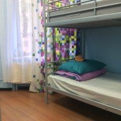 Хостел 7 Sky на Красносельской Кровать в женском общем номере с двухъярусной кроватью фото 9