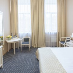 Гостиница Астон 4* Улучшенный номер с различными типами кроватей