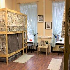 Гостиница HostelAstra Na Basmannom 2* Кровать в мужском общем номере с двухъярусными кроватями