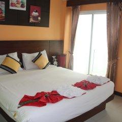 Green Harbor Patong Hotel 2* Стандартный номер разные типы кроватей фото 34