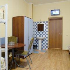 Хостел Останкино Кровать в общем номере с двухъярусными кроватями фото 4