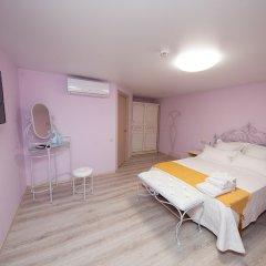 Гостиница на Павелецкой Улучшенный номер с различными типами кроватей фото 12