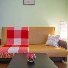 Апартаменты Lux on Serpuhovskaya комната для гостей фото 4