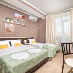 Гостевой дом Милотель Маргарита Улучшенный номер с разными типами кроватей фото 7
