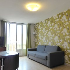Апарт-Отель Ajoupa 2* Апартаменты с различными типами кроватей фото 10