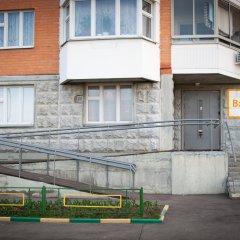 Гостиница Транзит-Внуково парковка
