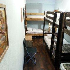 Мини-отель Роза Ветров Кровать в общем номере с двухъярусной кроватью фото 4