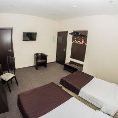 Гостиница Островский комната для гостей фото 2