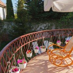 Гостиница Вилла «Северин» в Калининграде 14 отзывов об отеле, цены и фото номеров - забронировать гостиницу Вилла «Северин» онлайн Калининград балкон