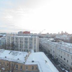 Апартаменты Большой Гнездниковский балкон