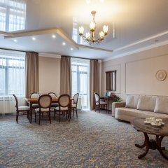 Парк-отель Сосновый Бор 4* Люкс повышенной комфортности с разными типами кроватей фото 4