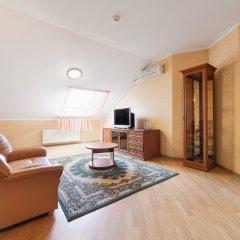 Гостиница Мон Плезир Химки Студия Делюкс с различными типами кроватей фото 4