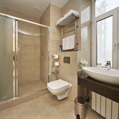 Гостиница Ярославская 3* Люкс с двуспальной кроватью фото 10