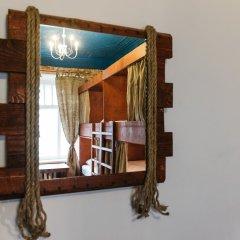 Гостиница Кон-Тики Кровать в общем номере с двухъярусной кроватью фото 26