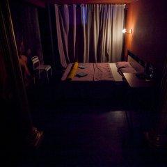 Хостел Полянка на Чистых Прудах Номер с различными типами кроватей (общая ванная комната) фото 10