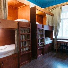 Гостиница Кон-Тики Кровать в общем номере с двухъярусной кроватью фото 4