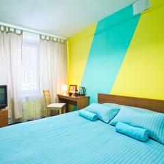 Хостел GORODA Номер с различными типами кроватей (общая ванная комната) фото 3