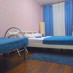 Мини-отель Роза Ветров Семейный номер категории Эконом с двуспальной кроватью (общая ванная комната) фото 2
