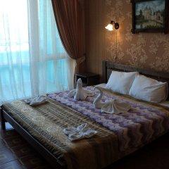 Гостиница Парк-Отель Прага в Алуште 3 отзыва об отеле, цены и фото номеров - забронировать гостиницу Парк-Отель Прага онлайн Алушта комната для гостей фото 5