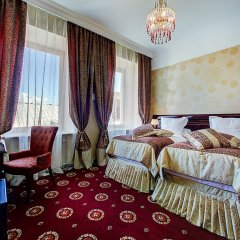 Бутик-Отель Золотой Треугольник 4* Номер Делюкс с различными типами кроватей фото 13