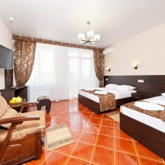 Гостевой Дом Имера Стандартный номер с разными типами кроватей фото 2