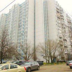 Апартаменты в Братеево парковка