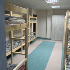 Хостел 4&4 Кровать в общем номере фото 9