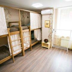 Хостел Рус - Иркутск Кровать в женском общем номере с двухъярусной кроватью фото 3