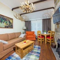 Гостиница Три Мушкетера 2* Люкс с разными типами кроватей