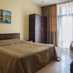 Аибга Отель 3* Улучшенный номер с разными типами кроватей фото 5