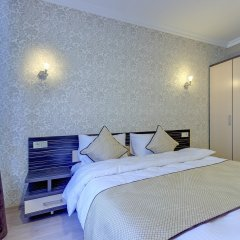 Гостиница Resident Almaty Алматы комната для гостей фото 4