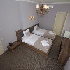Отель Pushkin 4* Стандартный номер с различными типами кроватей фото 12