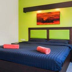 Art Hotel Chaweng Beach 3* Стандартный номер с двуспальной кроватью фото 3
