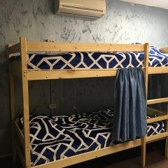 Хостел Аквариум Кровать в мужском общем номере с двухъярусными кроватями фото 4