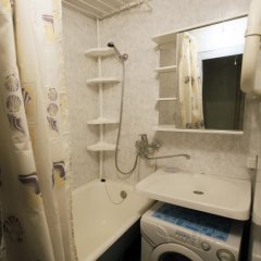 Апартаменты Рядом с Метро Южная ванная