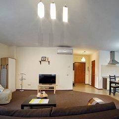 Гостиница Зона Комфорта Апартаменты с различными типами кроватей фото 10