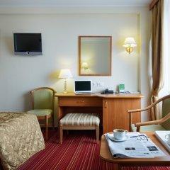 Гостиница Вега Измайлово 4* Номер Делюкс с разными типами кроватей фото 5