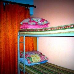 Гостевой Дом Old Flat на Жуковского Кровать в общем номере с двухъярусной кроватью