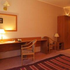 Бизнес-отель Богемия Стандартный номер с различными типами кроватей фото 25