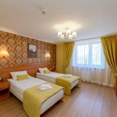 Арт-Отель Карелия 4* Номер Бизнес с 2 отдельными кроватями фото 3